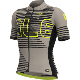 Alé Cycling PRR Horizon SS Jersey Men, dove grey